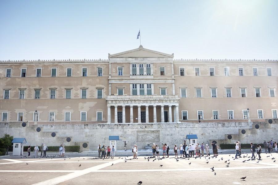 Athens, Greece Parliament