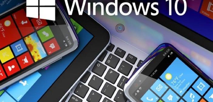 Windows 10 - Devices