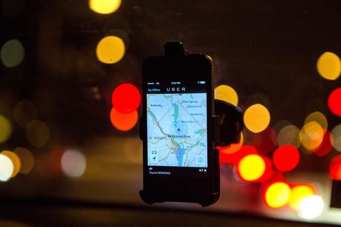 Uber In-Car