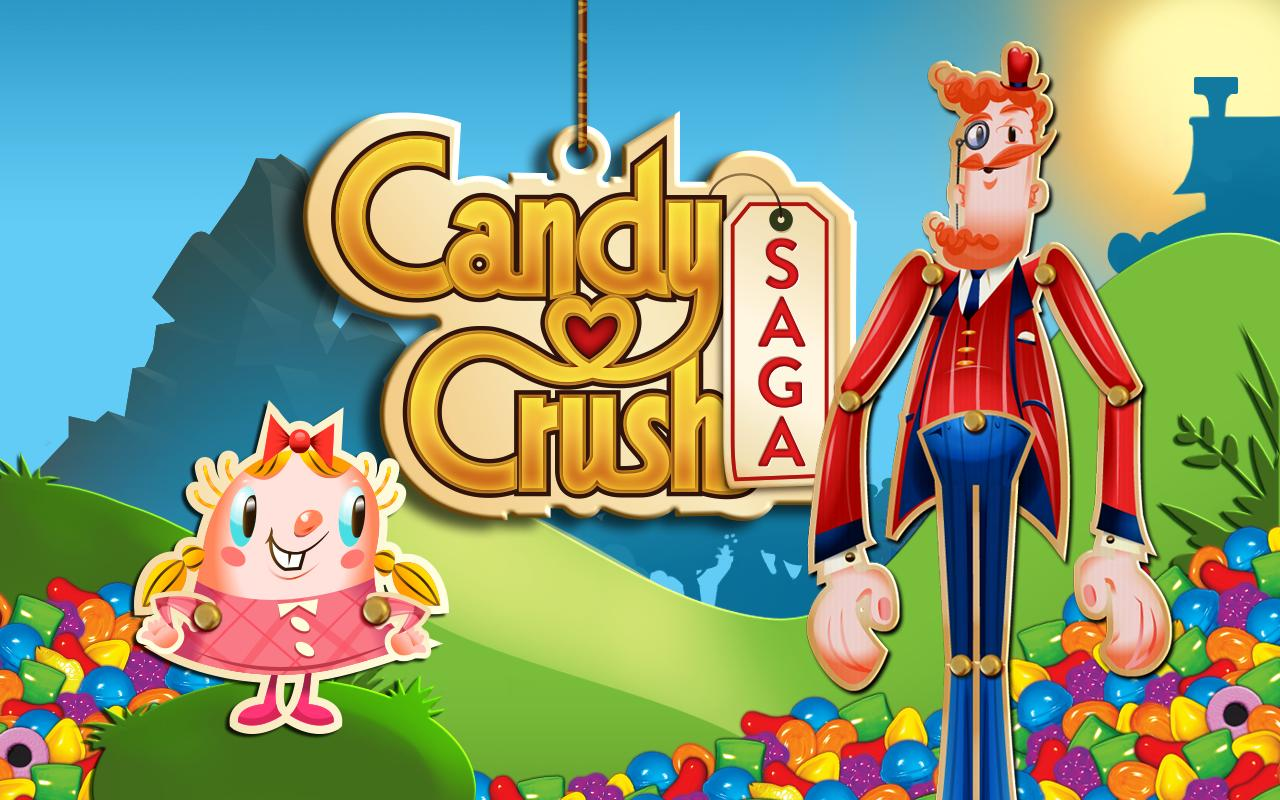 Candy Crush Saga players spent $1.33 billion on in-app purchases in the whole of 2014