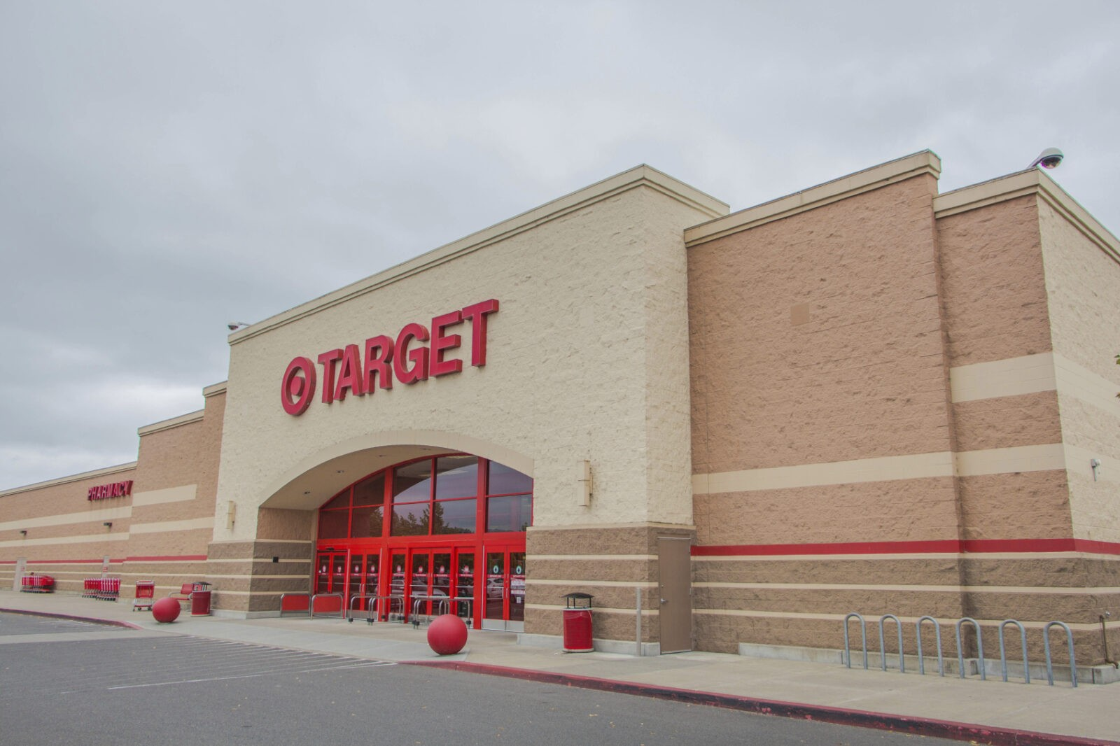 Target Store in Oregon