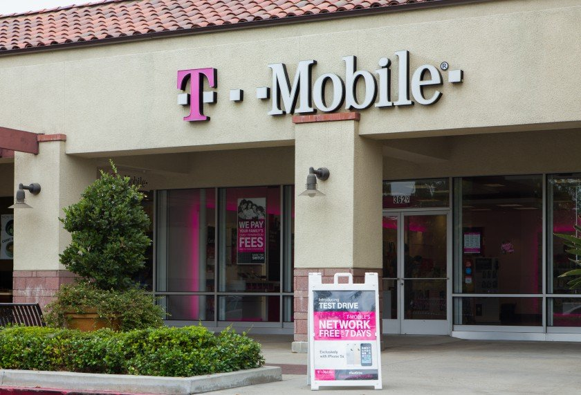 TMobile Store in Pasadena Ca
