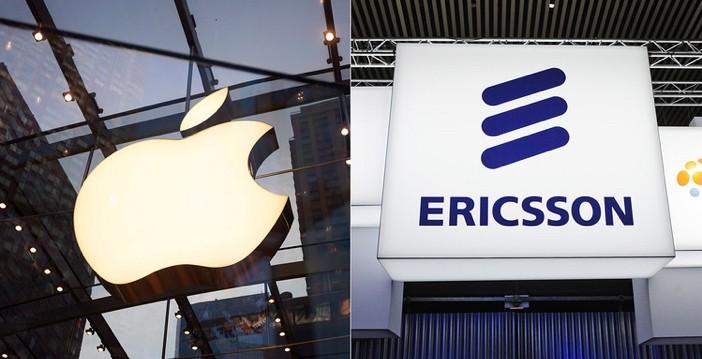 Ericsson Apple