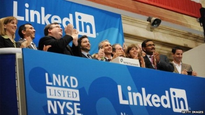 LinkedIn Stock Exchange