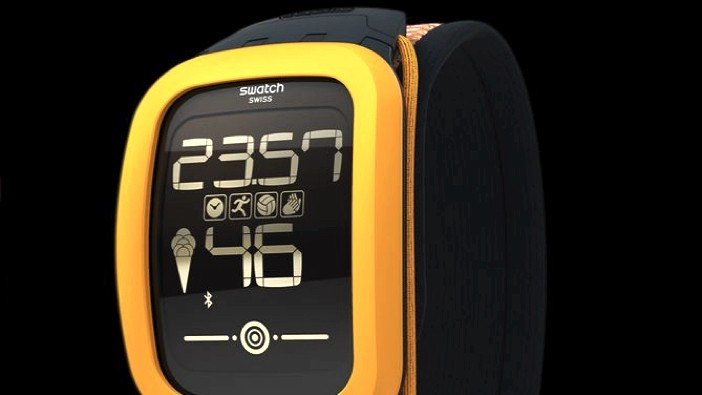 Swatch Zero Touch One