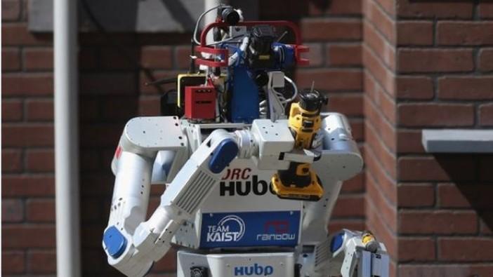 Team Kaist DARPA Robot Contest