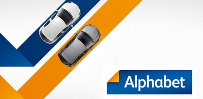 BMW Alphabet
