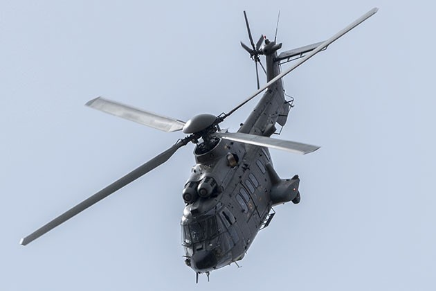 Coalition Helicopter Crashes in Kabul Afghanistan - Five-Dead