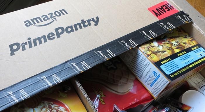 Amazon Prime Pantry UK