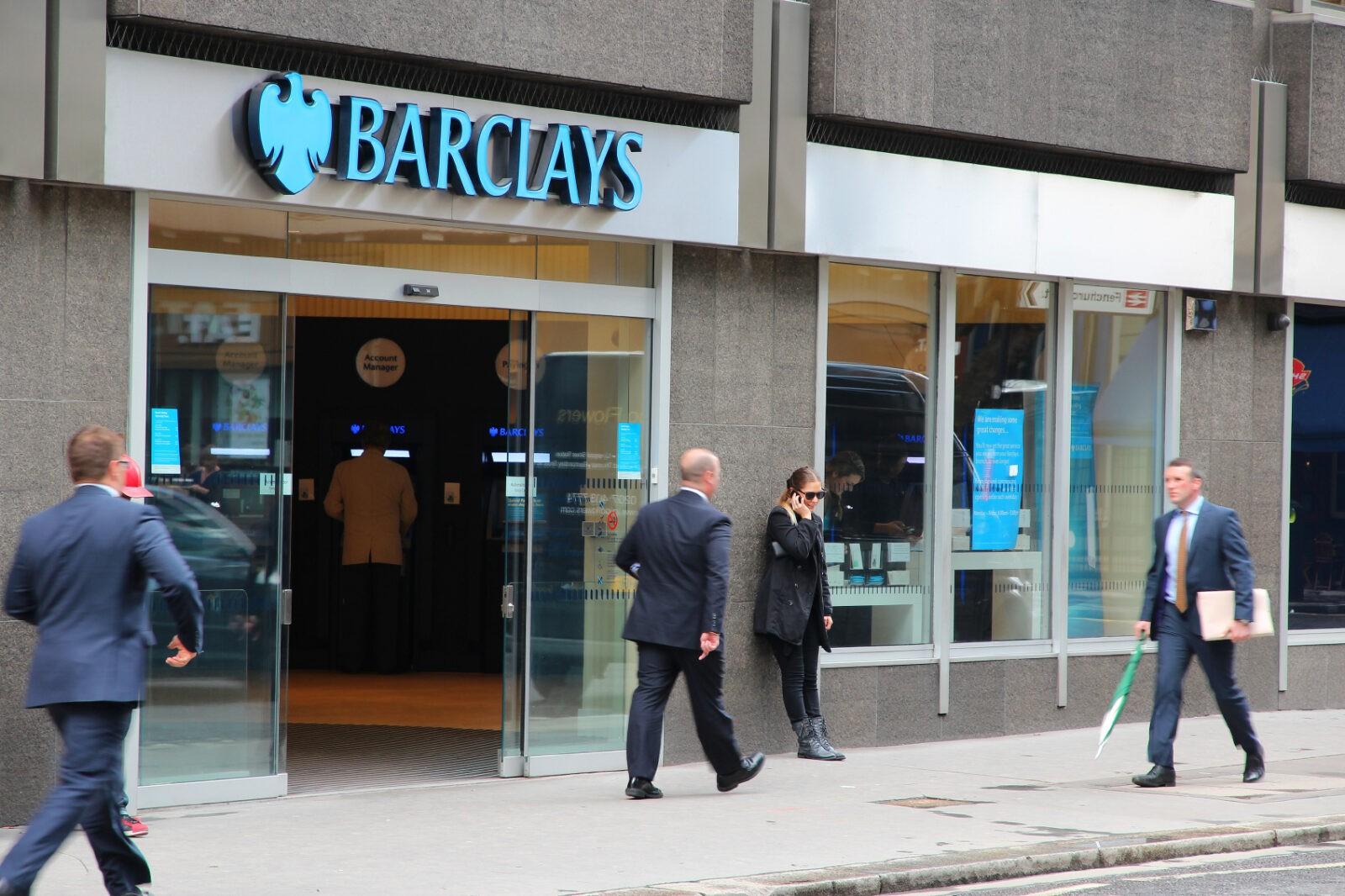 Barclays London