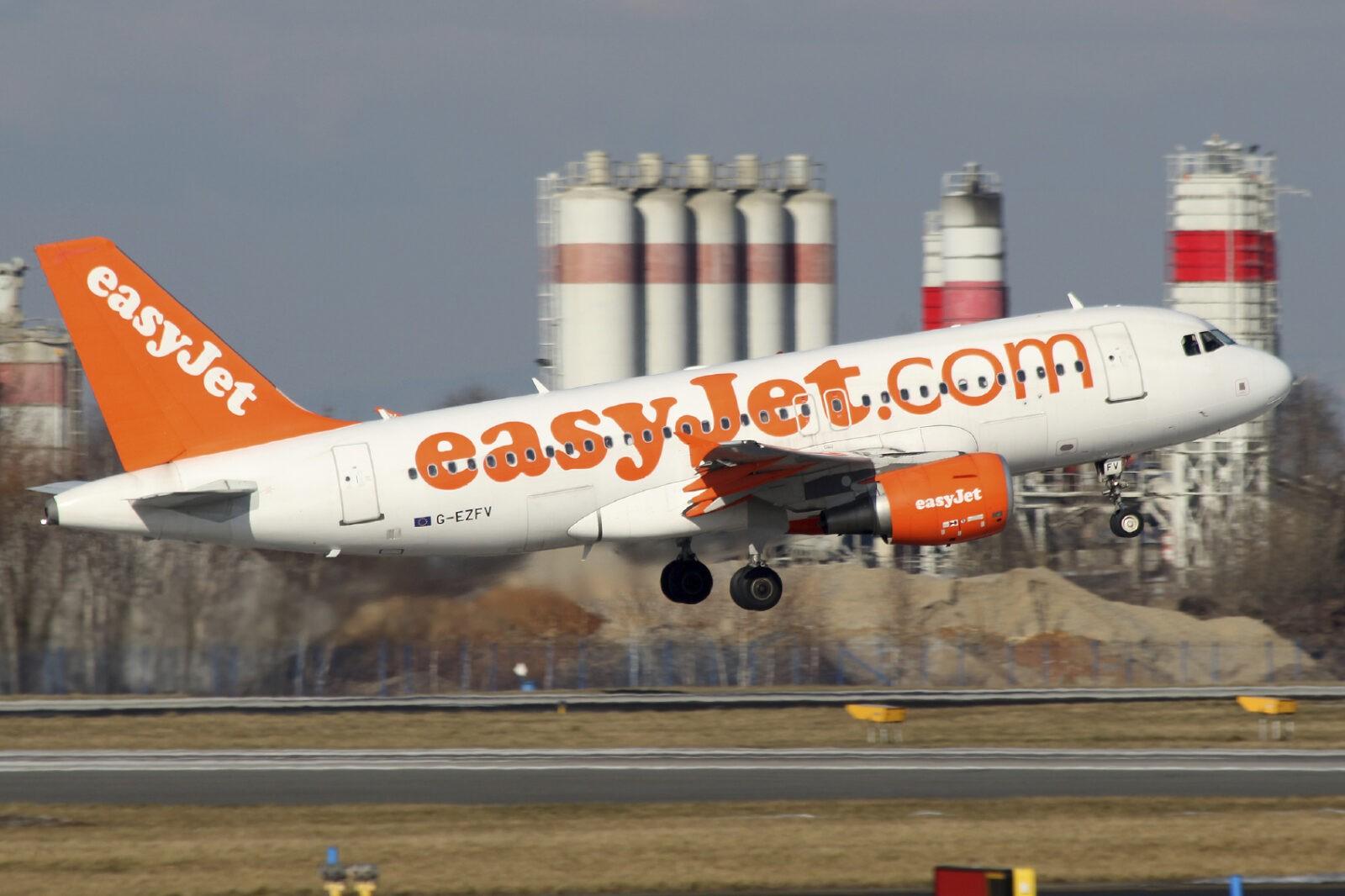 Essyjet Takeoff