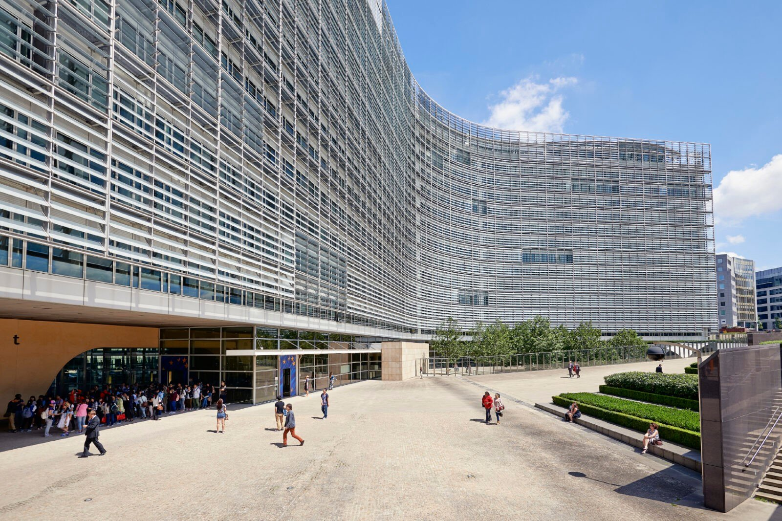 European Commission offices