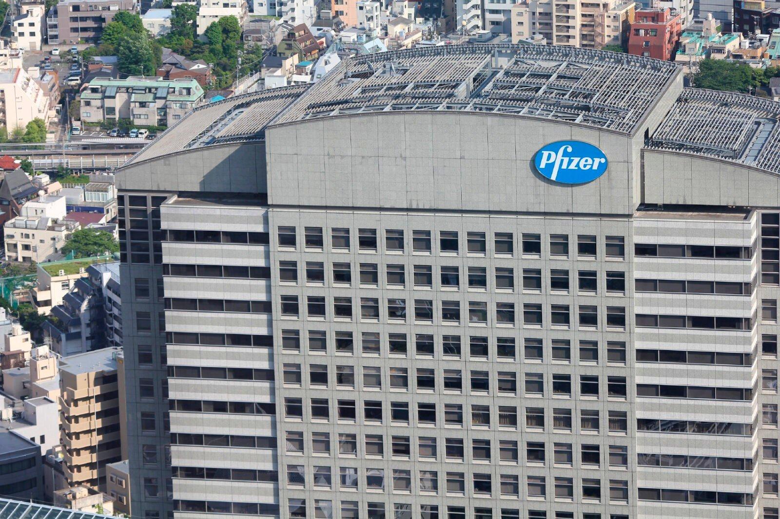 Pfizer Tokyo Office