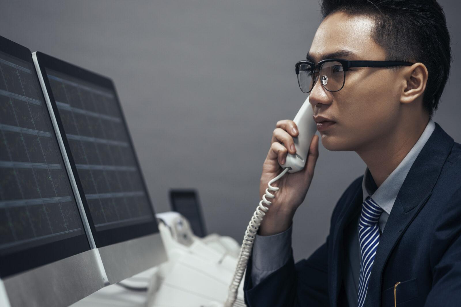 Vietnamese Stock Trader