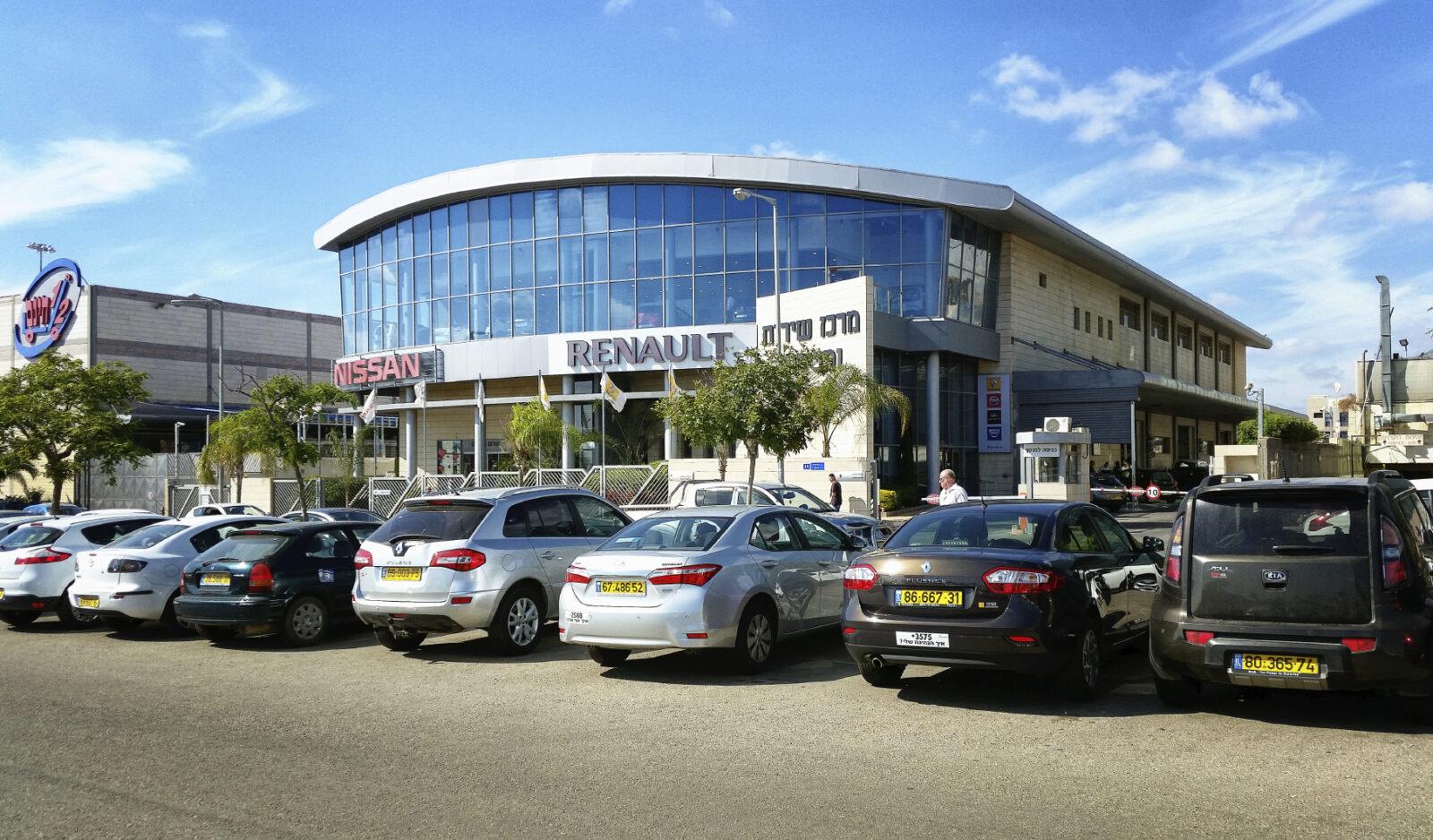 Nissan Renault Service Center