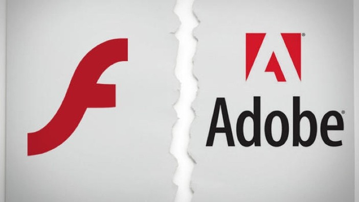 Adobe and Flash Logos
