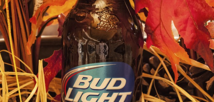 budweiser Light Bottle