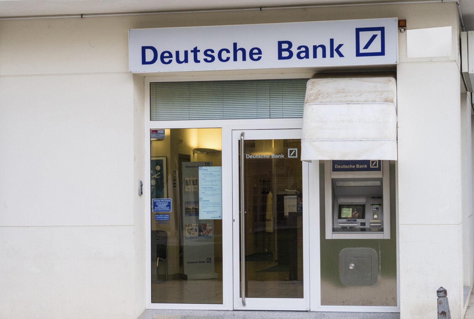 Deutsche Bank branch spain