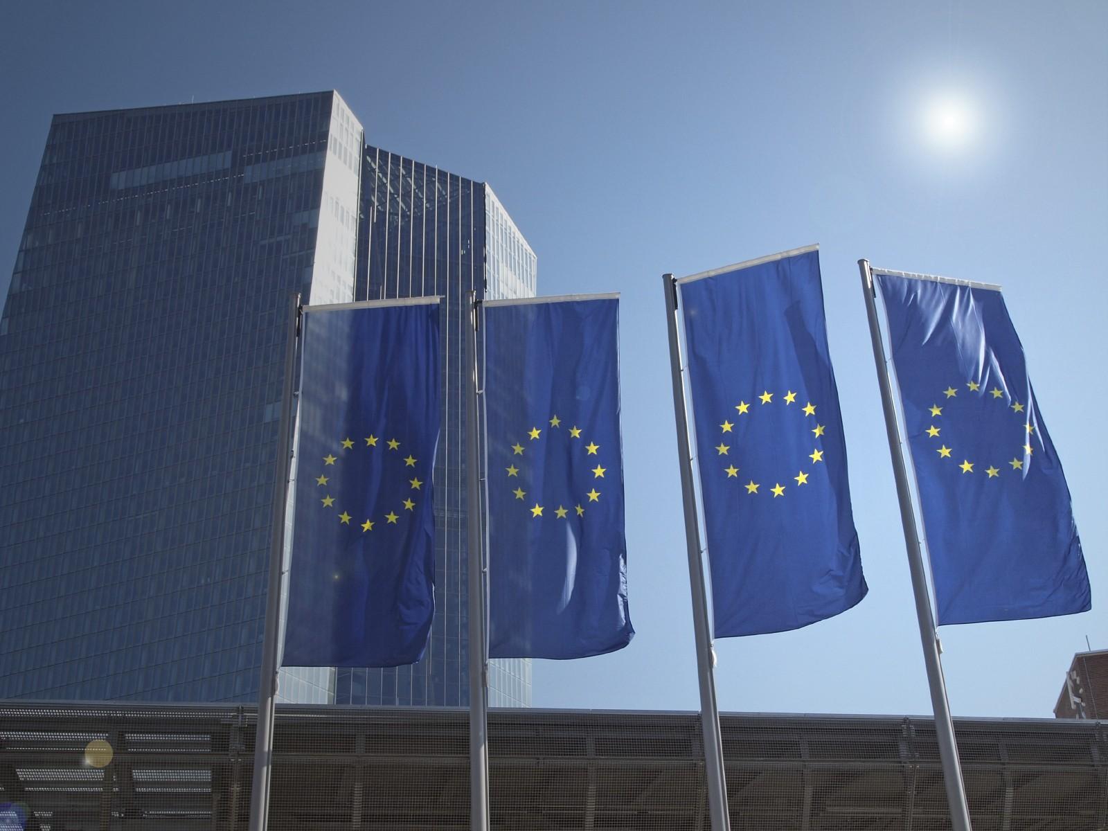 ECB in Frankfurt am Main