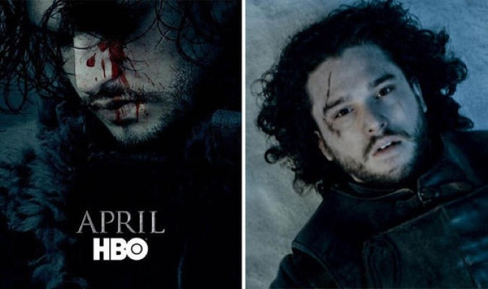 HBO Game of Thrones Jon Snow
