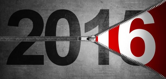 Unzip to 2016 New Year