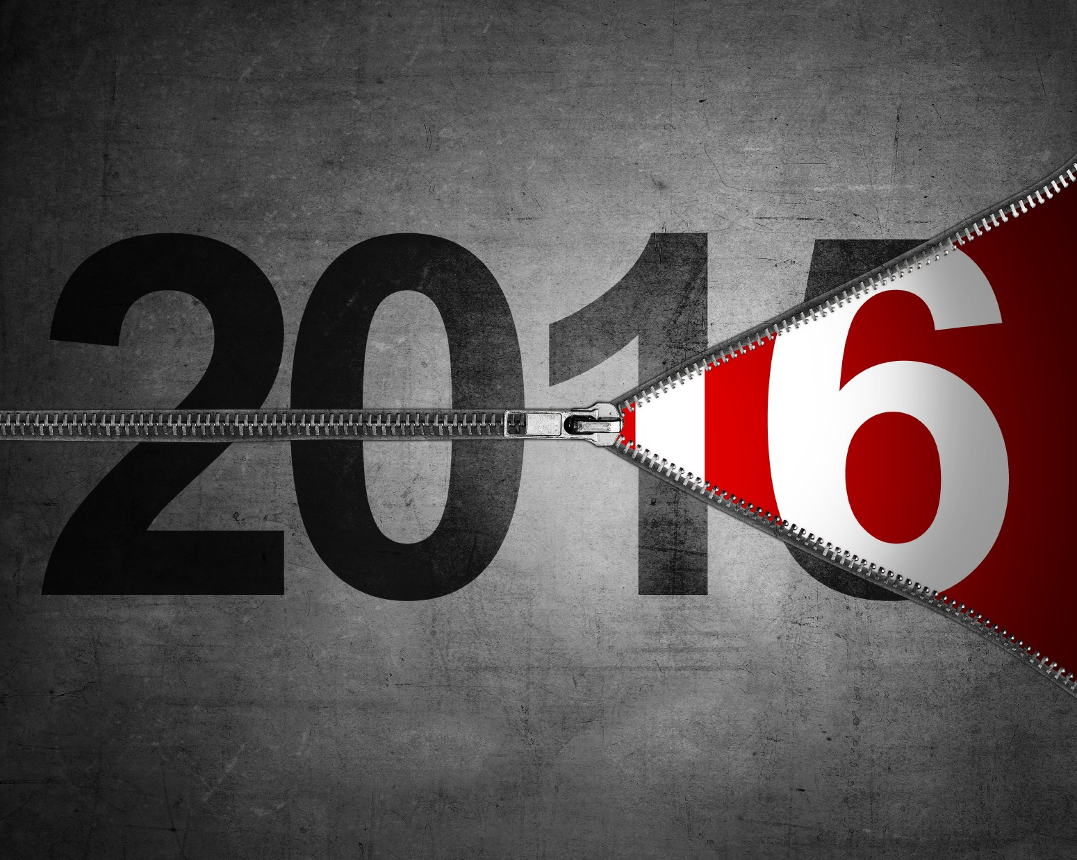 Unzip to 2016 New Year