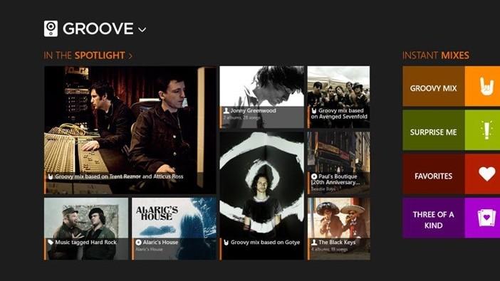 Microsoft Free Music