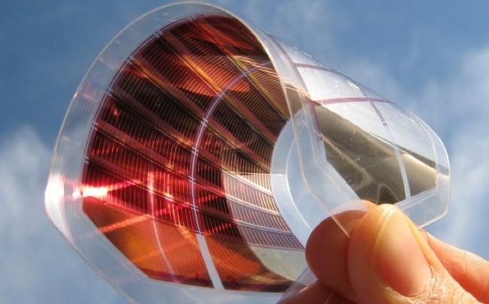 South Korea Organic Solar Cell