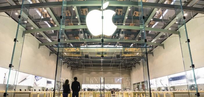 apple store in santa monica ca