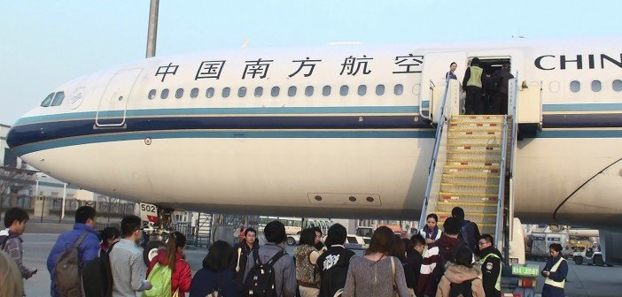 china airlines beijing