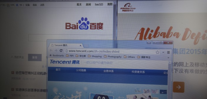 Chinese ecommerce sites