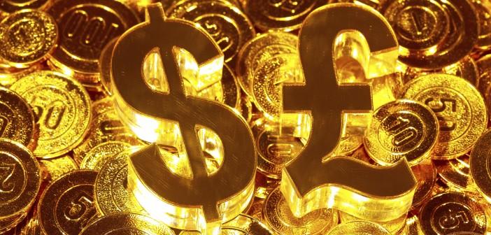 pound dollar coins