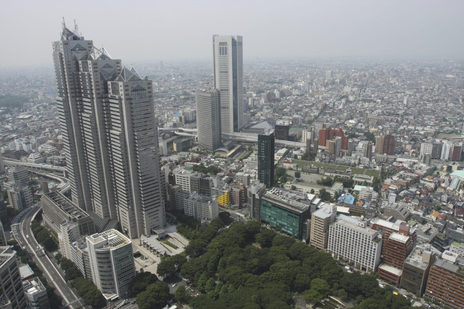 tokyo stock exchange building
