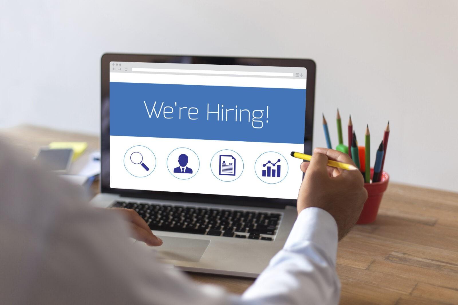 online job recruiting
