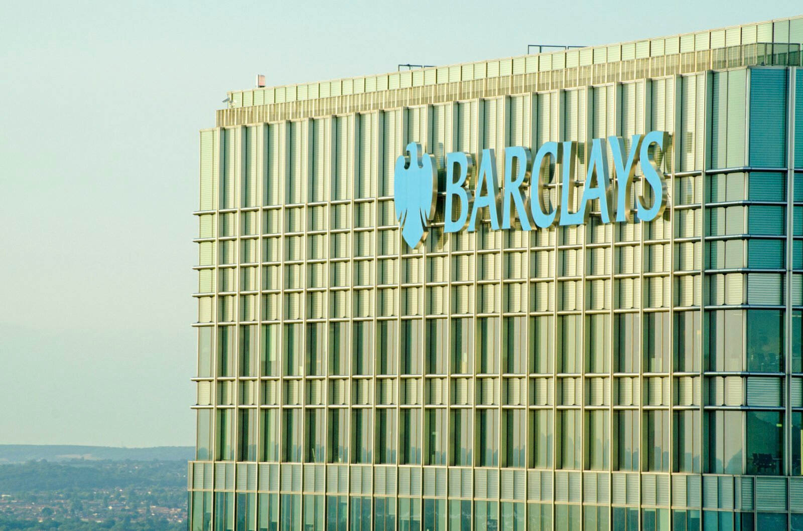 Barclays Office Building