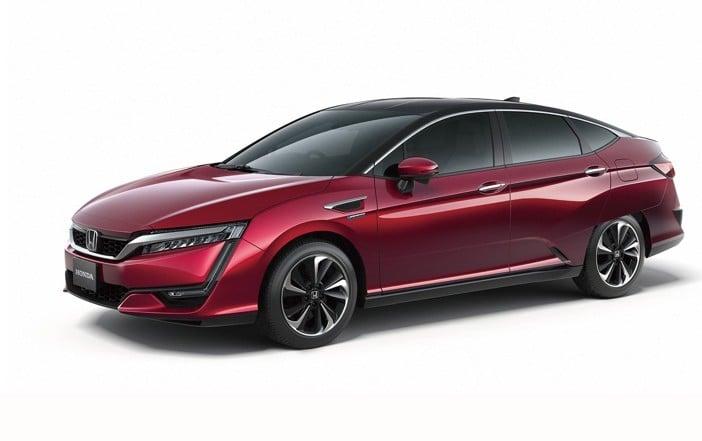 Honda Fuel Cell Vehicle