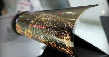 LG Roll-Up Display