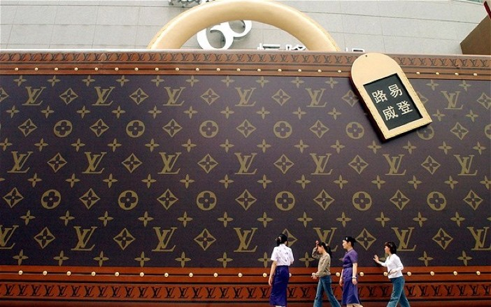 Louis Vuitton China