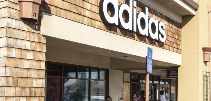 Adidas Retail Store in Oregon