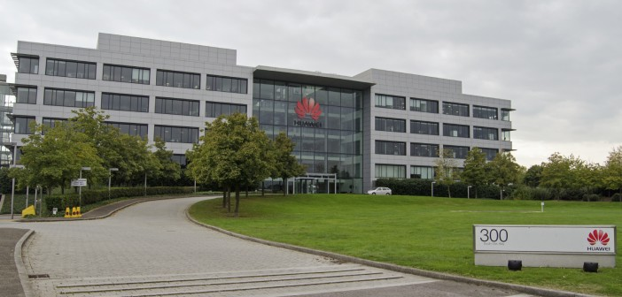 Huawei UK Home Office