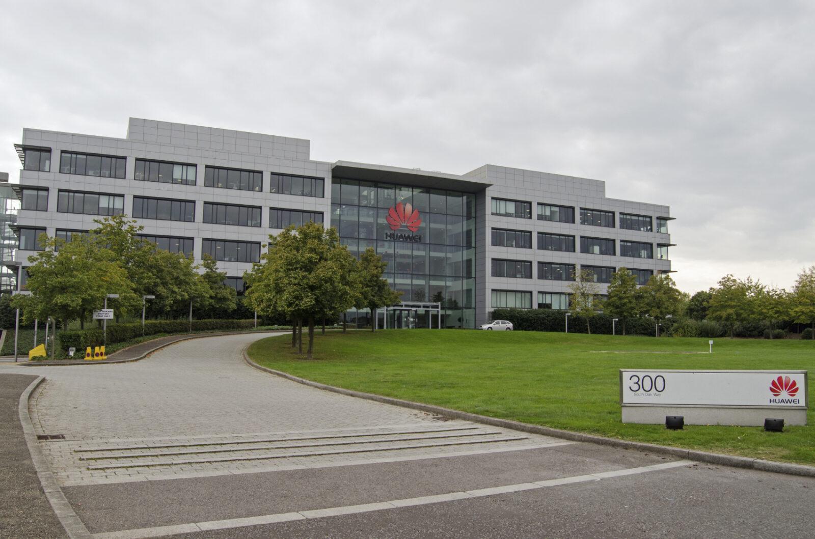 Huawei UK Home Office