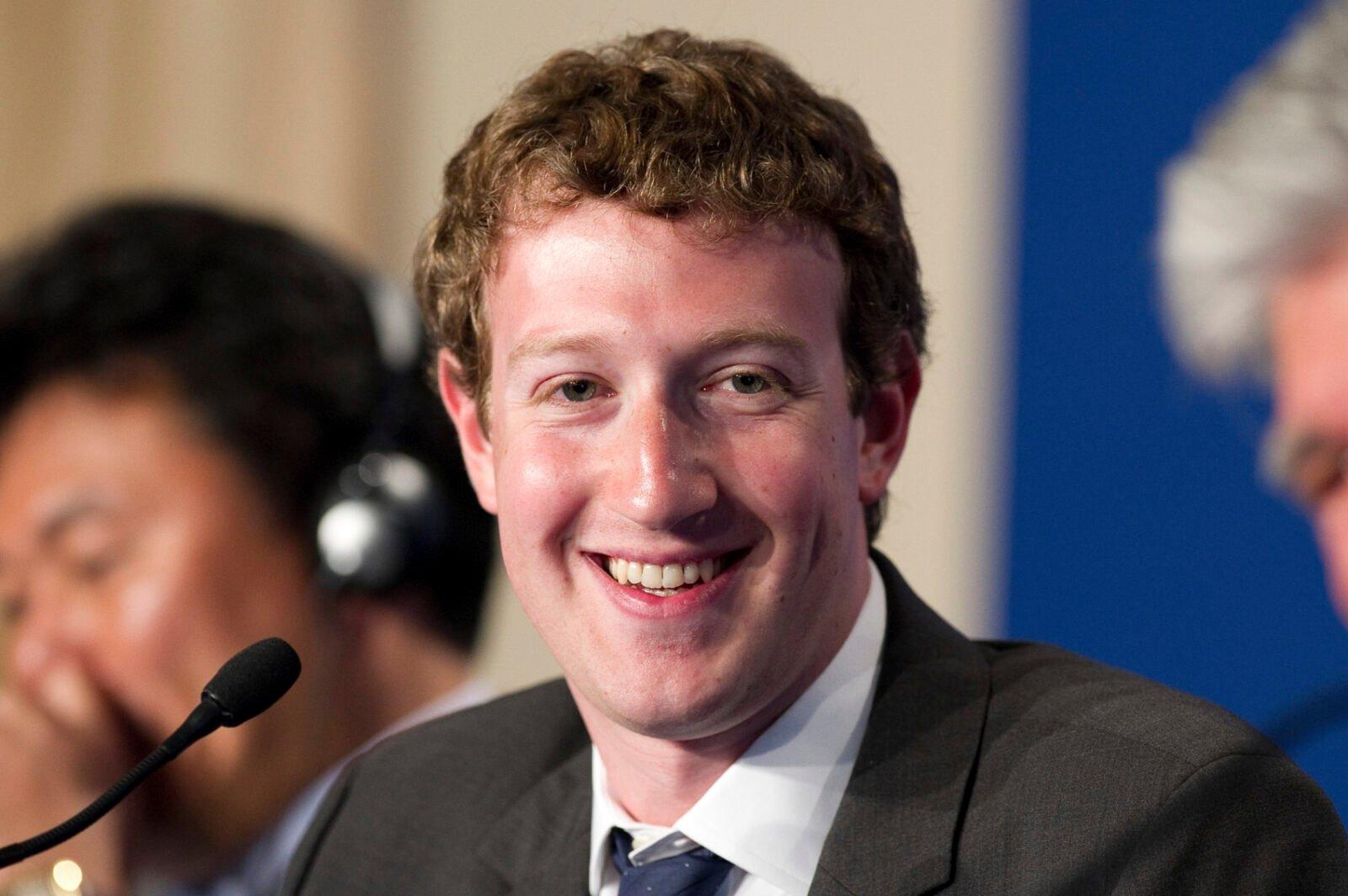 mark zuckerberg g8 deauville