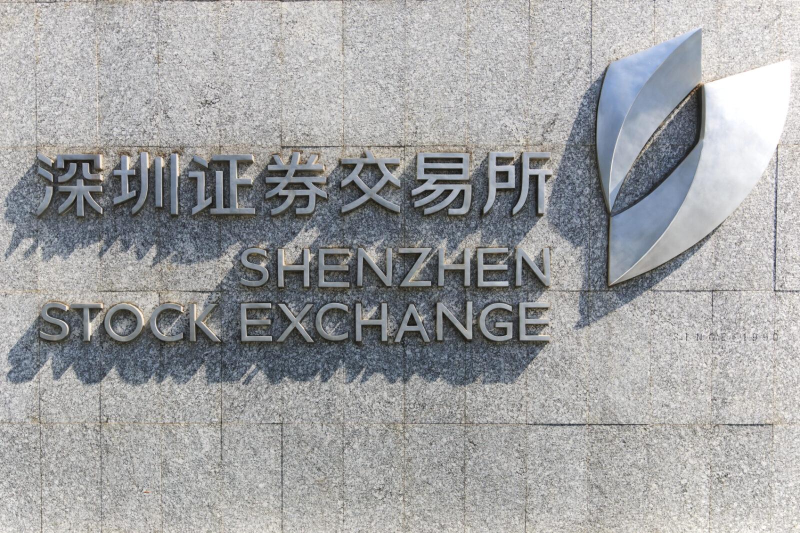 shenzen stock exchange