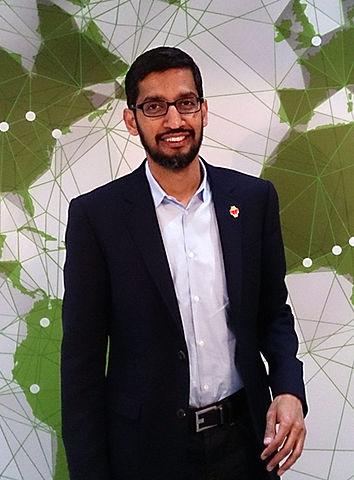 Google CEO Sundar Pichal
