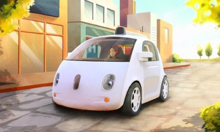 Google Car 3