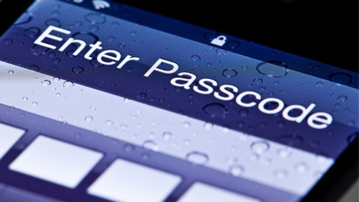 Smartphone Password