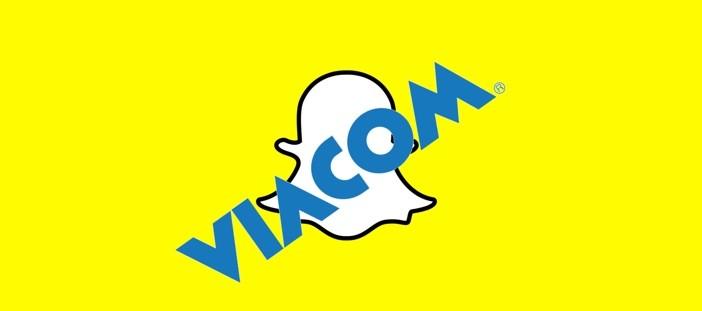 Snapchat Viacom