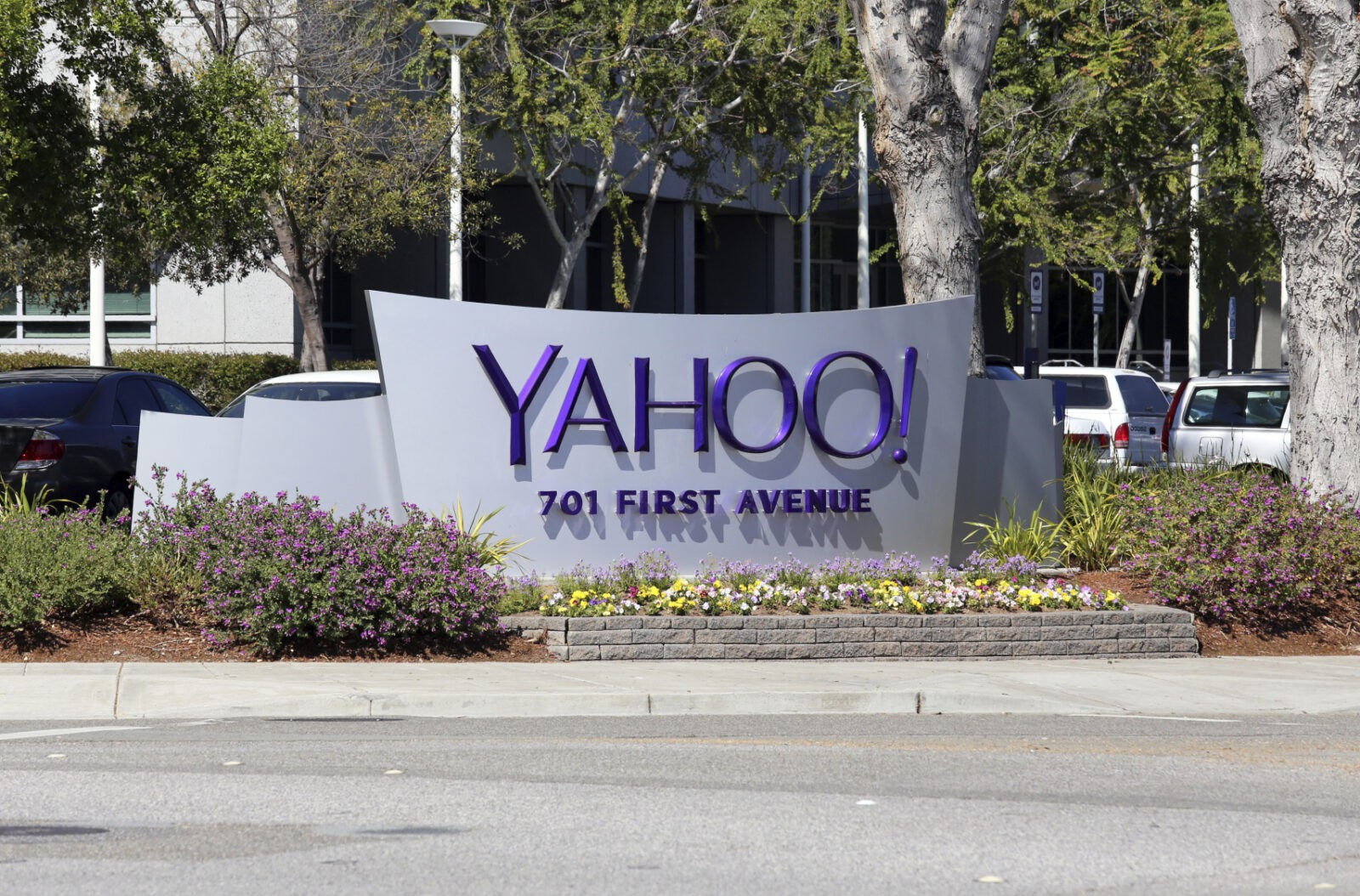Yahoo World HQ