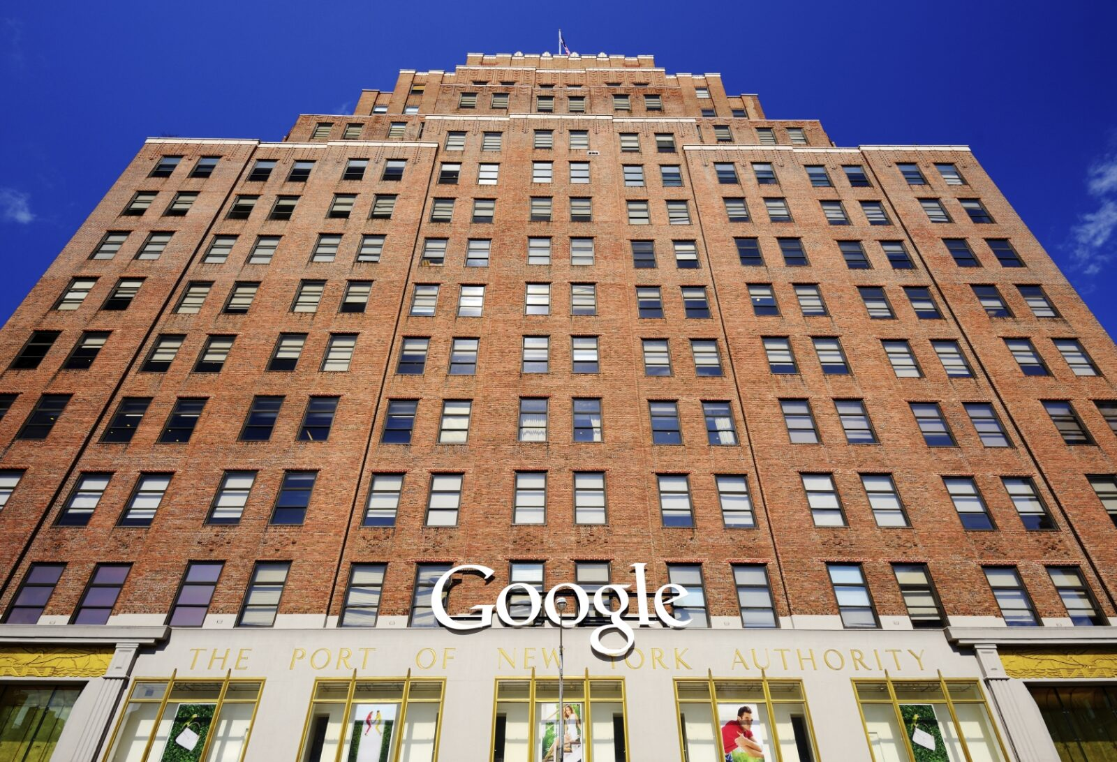 Google NYC headquarters