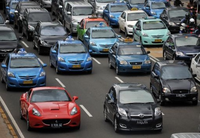 Indonesian Taxis